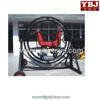 2014 Electronic Fantastar Amusement Park Equipment Happy Rotating Car for Kiddie