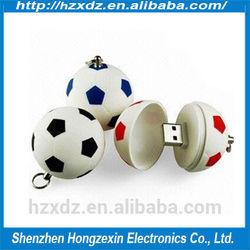 quality guarantee Plastic 4gb flash drive football