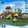Best-Selling Anti-static kindergarten used playground slides
