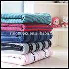 Polyester Polar Fleece Blanket Factory China