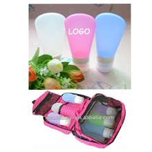 China Wholesale 2014 New Products Premium Gift/Silicone Travel Bottles
