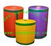 raschel bags on roll for vegetables violet color 50x72cm