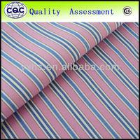 100% Cotton Yarn Dyed Rainbow Stripe Cotton Fabric