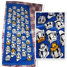 100%cotton printed beach towel factory towel beach
