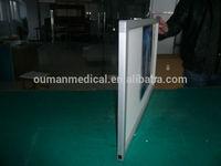 X-ray film viewer box, negatoscope