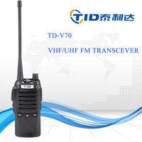 TID TD-V70 5w handheld two way radio name brand radios