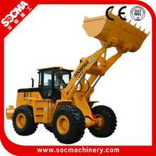 chinese manufacturer zl50 5ton small tractor front end loader