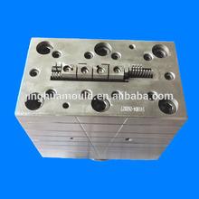 WPC Door Frame Mould/ WPC Door Jamb Wood Plastic Extrusion Die Head Manufacturer
