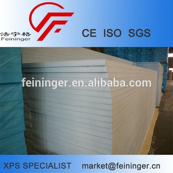 Fire Retardant Foam Insulation Board Xps Foam Insulation