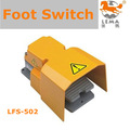 Lfs-502 15a 250V alüminyum alaşım ayak pedalı anahtarı