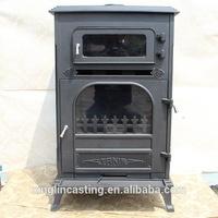 freestanding cast iron stove low price