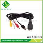camera digital av video cable supplier for sony MD2