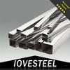 Iovesteel test tube rack 75*75mm carbon steel square tube q215 q235 q345 material