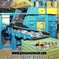 15gn tumble cintura granigliatrice/pallinatura macchina/calcestruzzo sabbiatrice