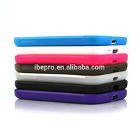 Hot Selling Full Window View Clear Flip TPU Phone Case for iPad mini