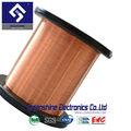 Trenzado eléctrico alambre de cobre alambre de aluminio revestido