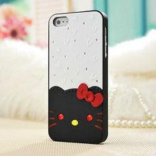 bird nest plastic case for iphone 5