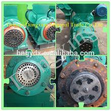 best price of charcoal briquetting machine/lump hardwood charcoal making machine