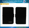 pu leather wallet case for ipad mini/ New arrival pu leather wallet case for ipad mini