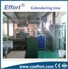 High quality rigid pvc sheets production line