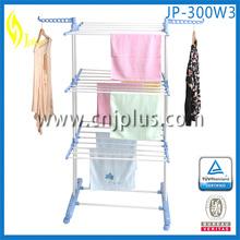 JP-CR300WP3 Foldale Wholesale 3 layer Clothes Dryer Folding Purse Hanger