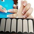 2014 francês nail art adesivos para as mulheres
