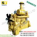 hd 125 kva motor cummins diesel 6bt montagem de motores