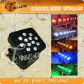 Partido/show/equipamento show 6in1 wireless diodo emissor de luz puck( th- 260)