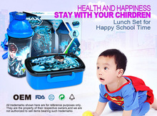 2014 Lunch set for happy school time