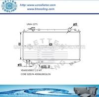 Auto Radiator For MAZDA EVEREST 2.5 MT