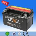12v12ah mf batería con ácido para motocicleta yamaha