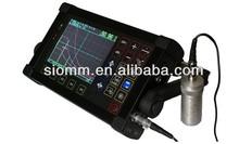 Portable Digital ultrasonic flaw detector for metal