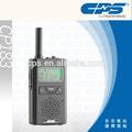De negocios cp183 walkie talkie uhf-