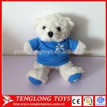 china wholesale custom plush mini baratos ursos de pelúcia