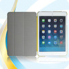 Top grade protection pu leather smart cover case for ipad mini 2 3 4