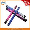 2014 hottest factory price colorful pen style electronic cigarette disposable hookah stick