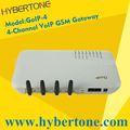 Gsm passerelle voip, Boîte de sim GSM passerelle raog, Goip-4, Quand bande