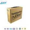 Cardboard box 1-Layer SBB eco friendly custom printed foldable corrugated box
