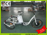 jinhua 3 wheels recumbent trike electric