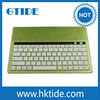 Gtide for apple ipad air green color metal cover bluetooth keyboard 2014 new promotional products