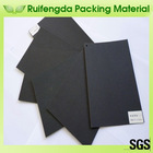 high quality black paperboard sheet for photo album