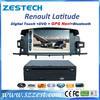 ZESTECH car audio video entertainment navigation for Renault Latitude car video mp3 touch screen digital camea 4gb