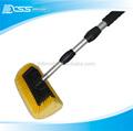 telescopic aluminum pole for washing truck,brush car wash,automatic car wash brush