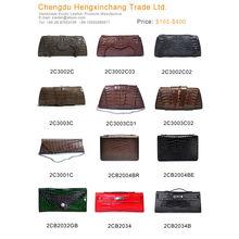 latest fashion women clutch bag luxury leather crocodile ladies purse 2014 women handbags