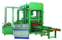 High Quality Hand Operated Block Making Machine, Manual Interlocking Brick Making Machine