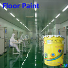Liquid plastic removable factory anti-static epoxy floor coating