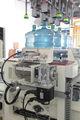 palletiser machine for bags/shrink packs/big barrels