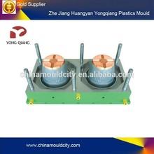 Plastic injection molds for flower pots/flower pot molds manufacturing