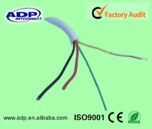 shenzhen ADP high quality with great performance CCA Copper stranded security shield fire alarm cable