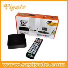 2014 M3 best arm cortex a9 amlogic 8726-m3 android tv box